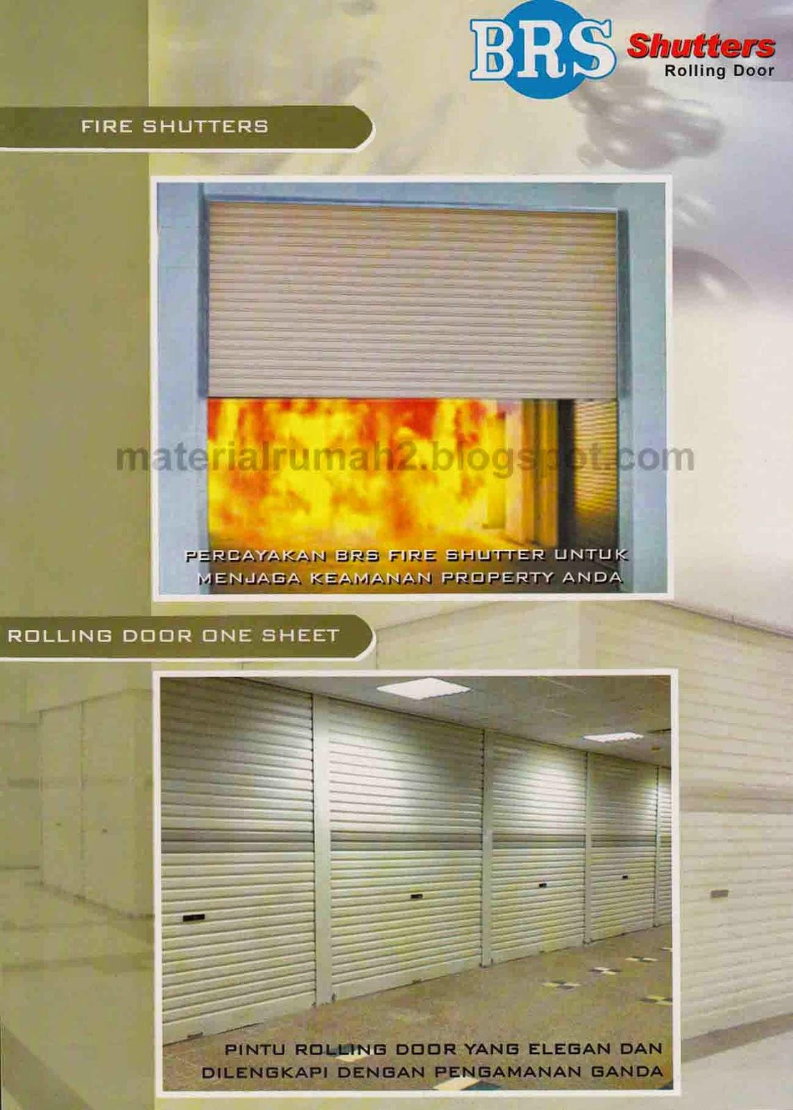 BRS Shutters Rolling Door