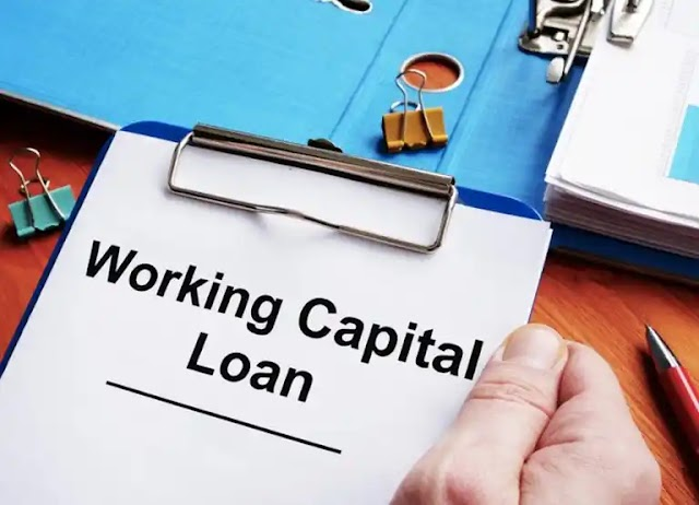 Working capital loan For Small Business