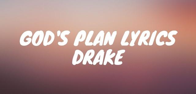 god's plan song lyrics drake