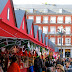 マドリード・マヨール広場のクリスマス·マーケット★昼間のお散歩編《Mercado de Navidad》