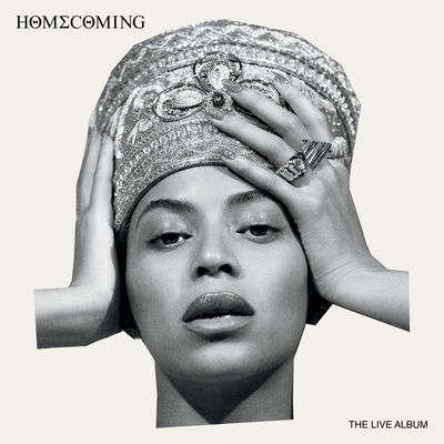 Homecoming: The Live Album by Beyoncé, there's nothing more to add