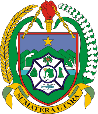 Logo/ Lambang Provinsi Sumatera Utara