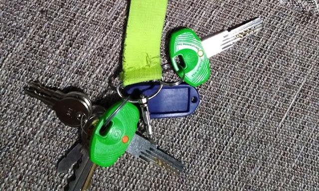 Μήπως χάσατε τα κλειδιά σας - Βρέθηκαν στο Άργος