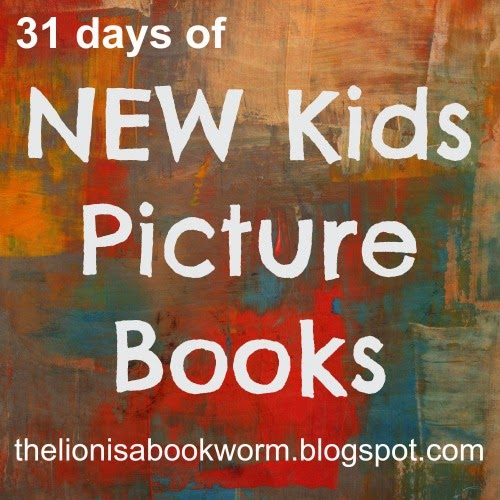 31 Days of New Kids Picture Books