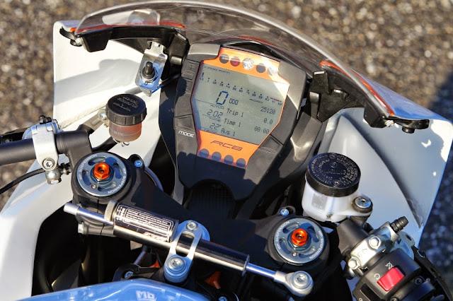 KTM RC16 V4 - Berakhirnya Model KTM RC8 V2, Bakal Di Lancarkan Pada 2016