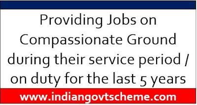 Providing Jobs on Compasssionate Ground