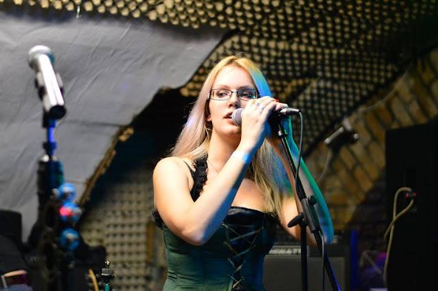 Ladies of Metal: Judit Dauda (Isatha, Lies of the Machine), Ladies of Metal, Judit Dauda, Isatha, Lies of the Machine