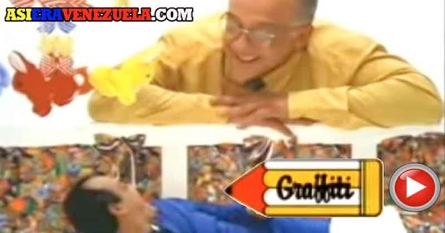 Los inolvidables comerciales de GRAFFITI en la TV Venezolana