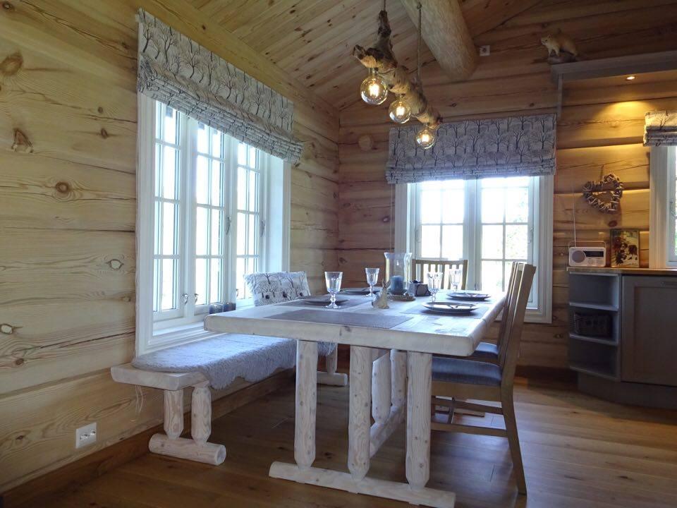 Mona\'s Creativity: Curtains for my cabin kitchen