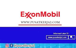 Lowongan Kerja SMA SMK PT ExxonMobil Lubricants Indonesia Tahun 2020