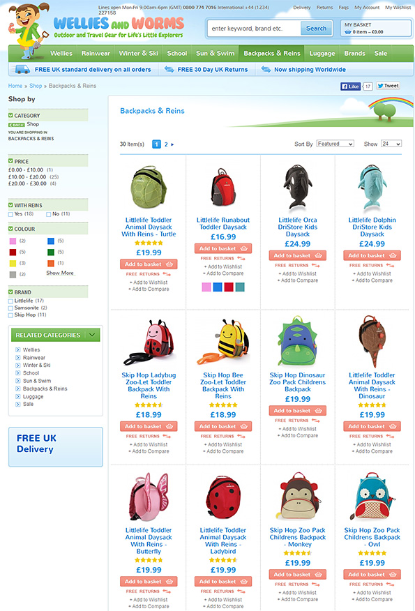 http://track.webgains.com/click.html?wgcampaignid=150869&wgprogramid=7937&wgtarget=http://welliesandworms.co.uk/shop/childrens-backpacks-reins.html