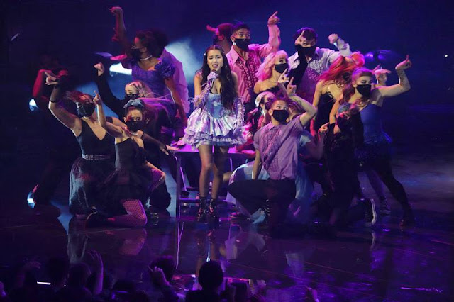2021 MTV Video Music Awards: See the consummate winners list
