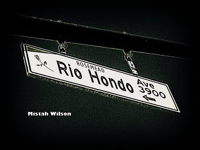 Rio Hondo Avenue, Rosemead, California by Mistah Wilson