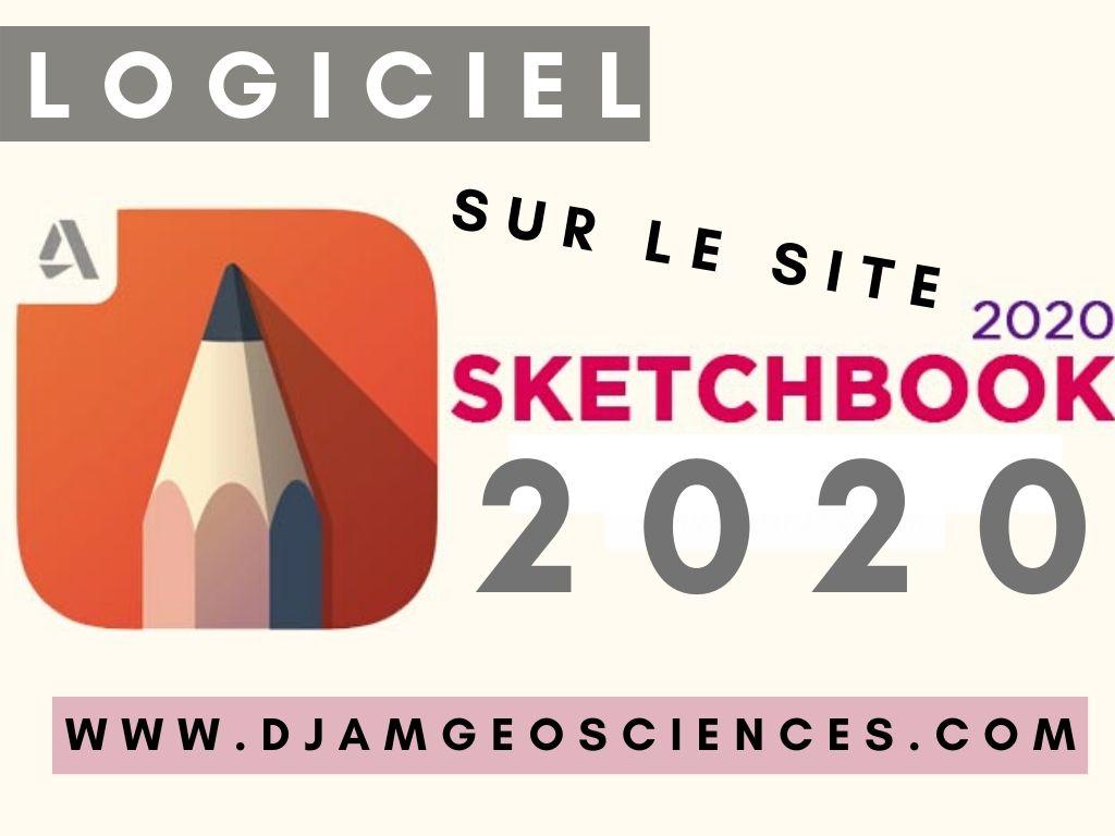 TÉLÉCHARGER  LE LOGICIEL SKETCHBOOK 2020 COMPLET AVEC ACTIVATION