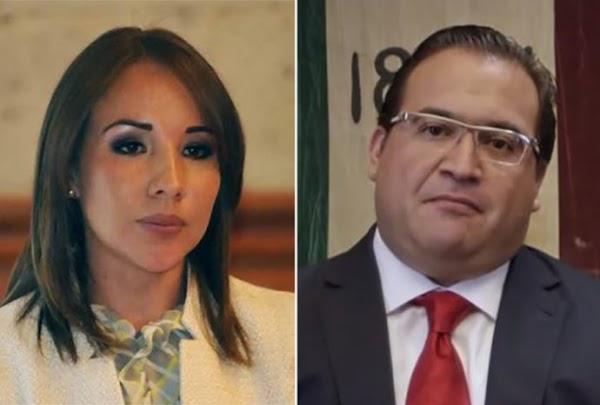 PGR exhibe a la misteriosa amante de Javier Duarte que recibía regalos millonarios.