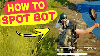 How to spot a bot in game