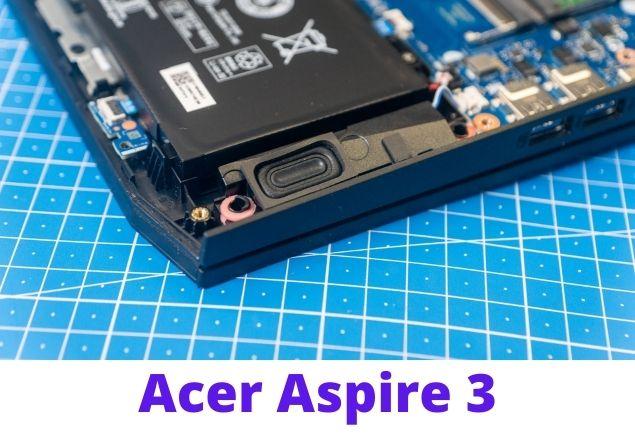 Acer Aspire 3  look