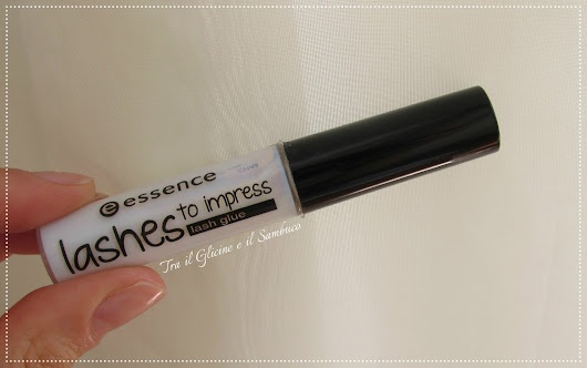 Essence - LASHES TO IMPRESS lash glue || Review