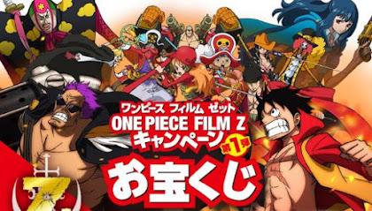 One Piece Filme 12 – Filme Z