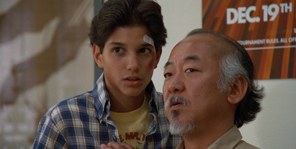 The Karate Kid film 1984