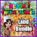FarmVille The Bloom Gardens - Land Bundle