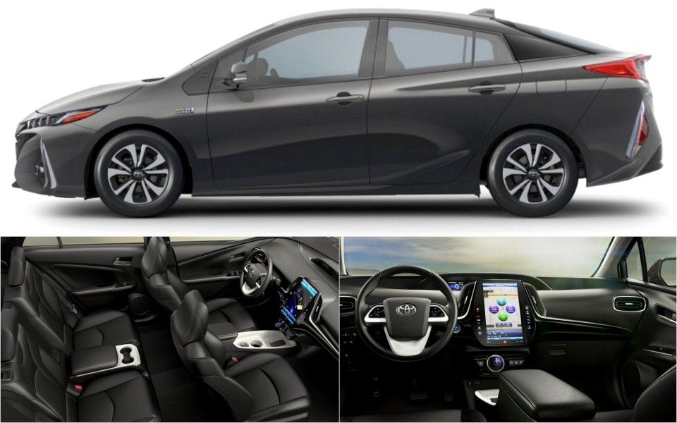 2017 toyota prius prime plus 4dr hatchback 1 8l hybrid cvt auto. Black Bedroom Furniture Sets. Home Design Ideas