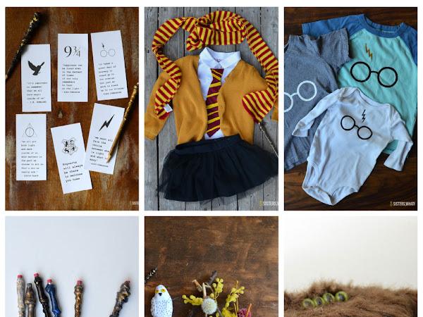 DIY Harry Potter Crafts and Printables
