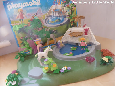 Playmobil 4008 Super Set Fairy Fountain
