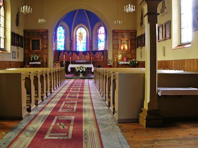 Głębinów, kult św. Rity, nabożeństwa do św. Rity