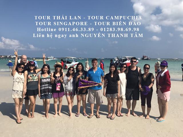 Chạy trốn mùa hè khi đăng ký tour du lịch khỏe rẻ với gói giảm banh nóc