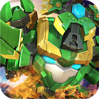Siêu Nhân Trái Cây - Chiến Binh Robot: Offline RPG