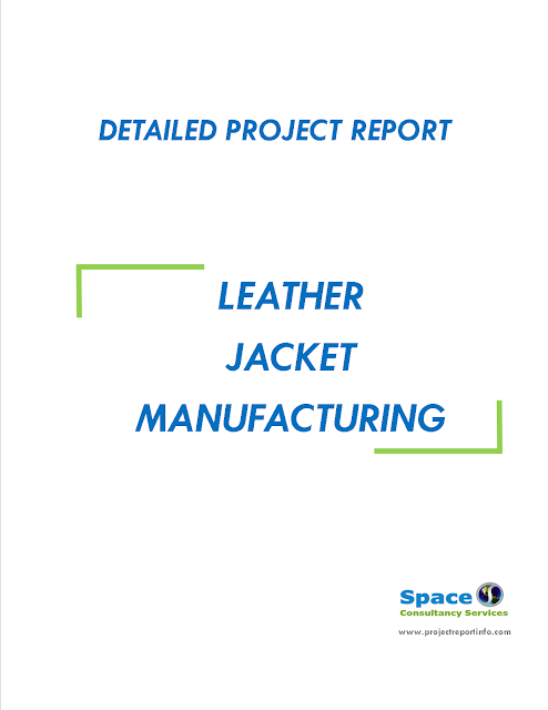 Project Report on Leather Jacket Manufacturing