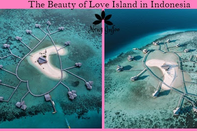 The Beauty of Love Island in Indonesia