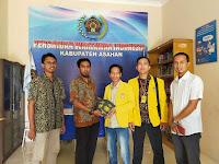 Menuju MoU Pers Mahasiswa - PWI Asahan