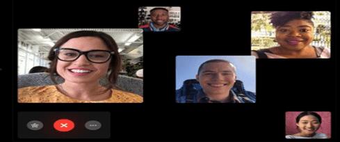 Messages dan VC ( video call)