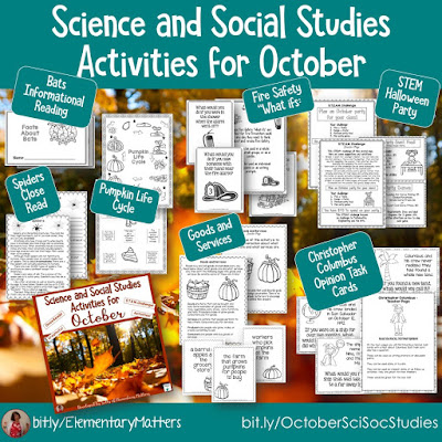 https://www.teacherspayteachers.com/Product/October-Science-and-Social-Studies-Activities-2094195?utm_source=october%20resources%20post&utm_campaign=October%20S%20and%20SS