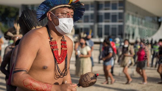 supremo marco temporal demarcacao terras indigenas