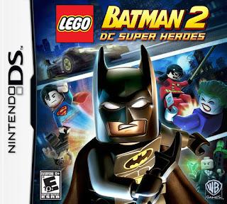 LEGO Batman 2: DC Super Heroes cover