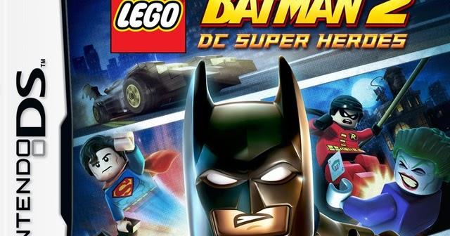 LEGO Batman 2: DC Super Heroes DS ROM (U)