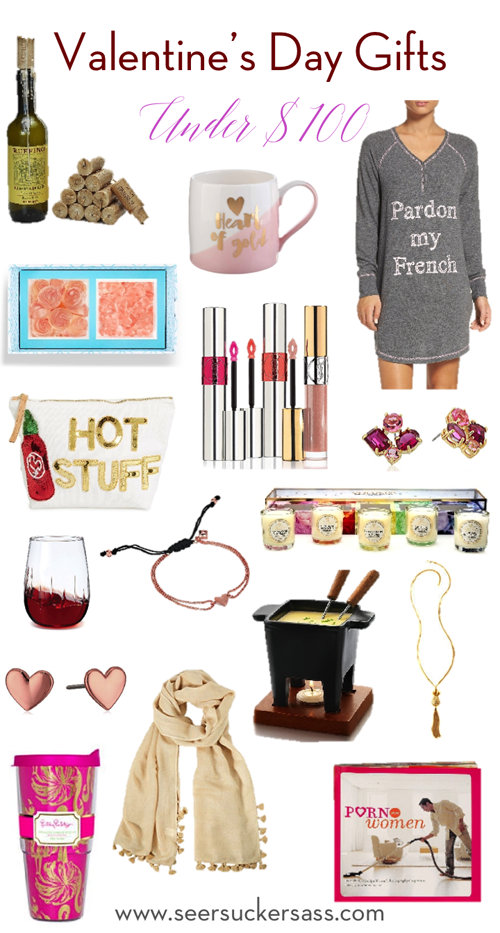 Valentine's Day Gifts for Her – Under $100!