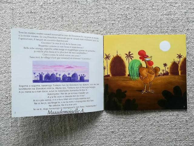|| Le coq vaniteux (Présentation & Avis)(Chut, les enfants lisent # 108)