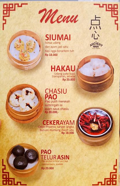 dimsum halal the ancient wan, bsd