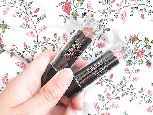 €1 lipsticks van de Big Bazar | Review