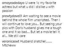 Stella Damasus lambasts trolls who called her a husband snatcher