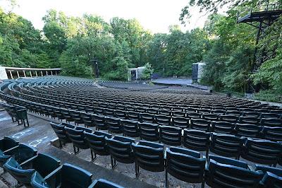 Carter Barron Amphitheater, Rock Creek Park, Washington DC - NPS funding