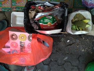 Pilah sampah di rumah