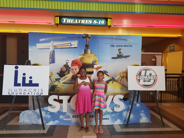 Win a Family 4 Pack Tickets to see STORKS: Giveaway Ends 9/22  via  www.productreviewmom.com