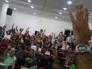 Após assembleias em Cuité, Campina Grande e Sumé, professores da UFCG decidem paralisar atividades