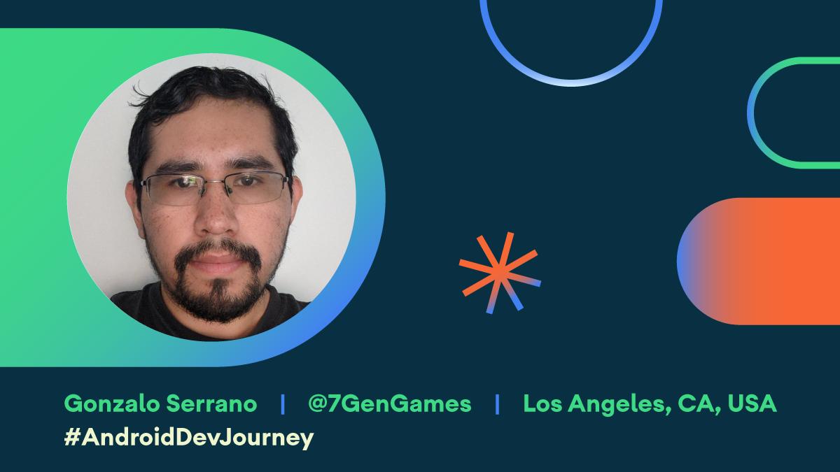 Gonzalo Serrano developer profile feature photo
