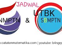 Jadwal SNMPTN, UTBK dan SBMPTN 2020